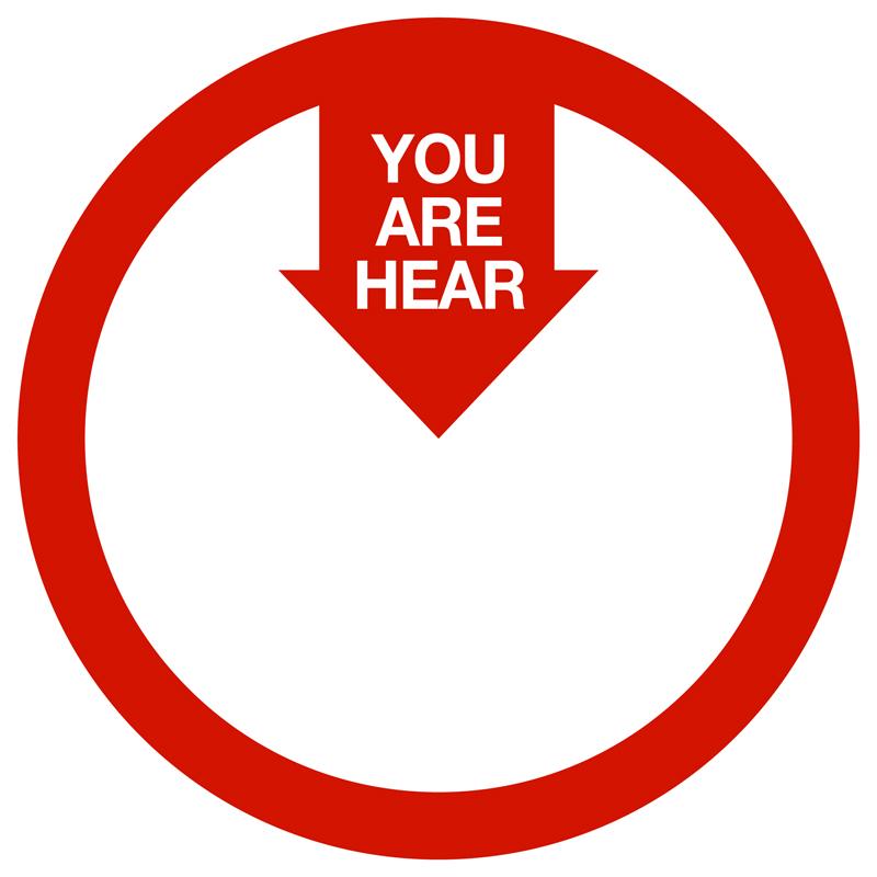 You Are Hear