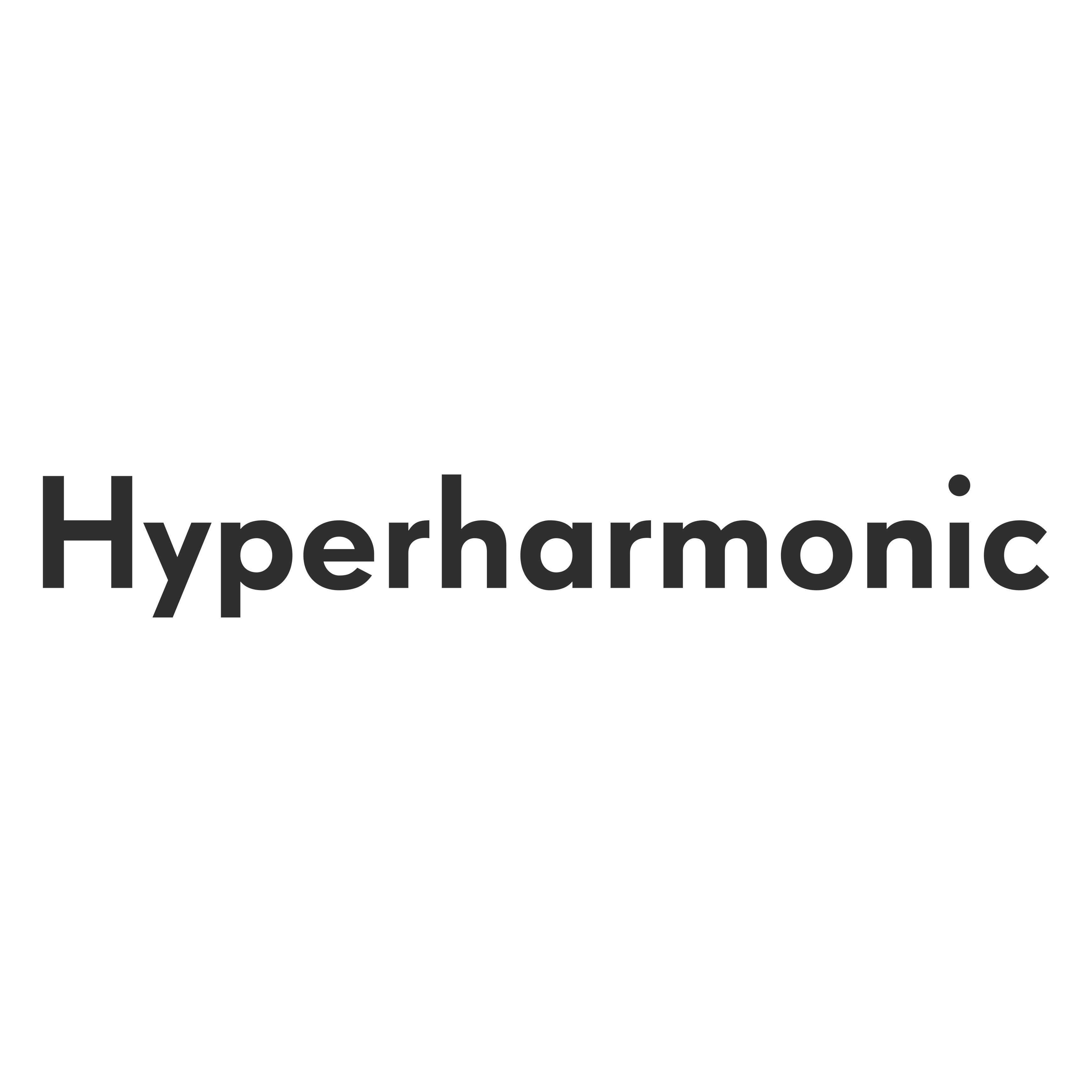 Hyperharmonic