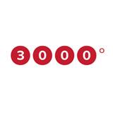 3000° Records