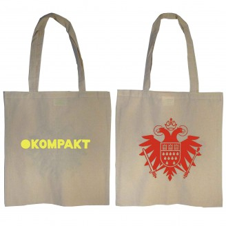 Tote Bag With Kompakt / Speicher Logo