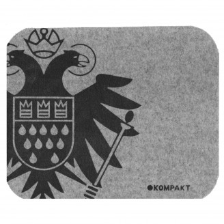 Light Grey Mousepad With Speicher/kompakt Logo