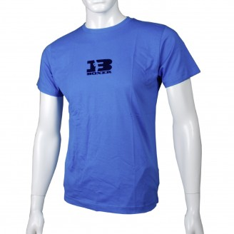 T-Shirt Boxer Recordings Blue