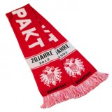Red Kompakt Fan Scarf