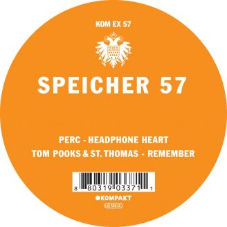 Perc , Tom Pooks & St. Thomas - Speicher 57