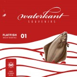 Waterkant Souvenirs - Flatfish 01 - Mixed By Gregor Welz - Kommt Zusammen Edition