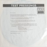 Testpressing#002: Grows...