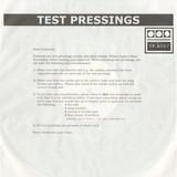 Testpressing#007: Rathe /...