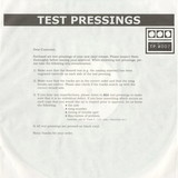Testpressing#007: Rathe /...