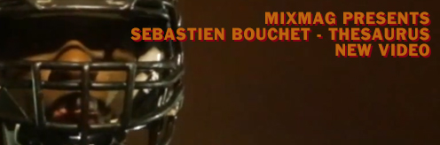 "Watch: Mixmag presents new video for Sebastien Bouchet's ""Thesaurus"""