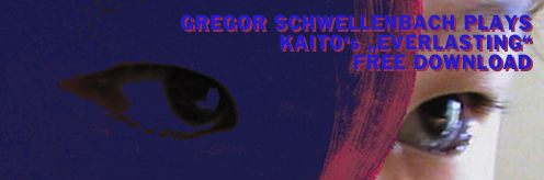 "Listen: Gregor Schwellenbach plays Kaito's ""Everlasting"" + free download"